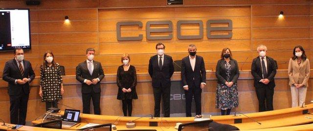 Presentación de la guía #CEOPorLaDiversidad
