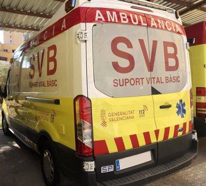 Un ciclista de 83 años resulta herido tras colisionar con un coche en Vila-real (Castellón)
