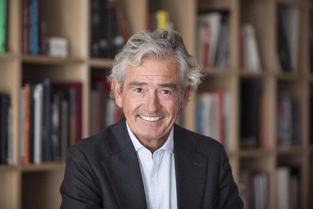 Archivo - El fundador del Grupo Konecta y Fundación Alalá, José María Pacheco