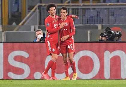 El Bayern zarandea a la Lazio y pone rumbo a cuartos