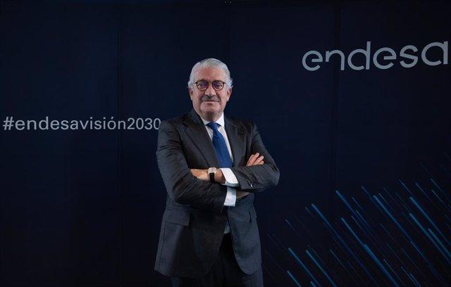 Archivo - Arxivo - El conseller d'Endesa, José Vogues