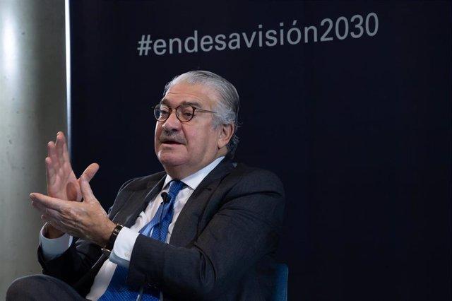 Archivo - El consejero de Endesa, José Bogas