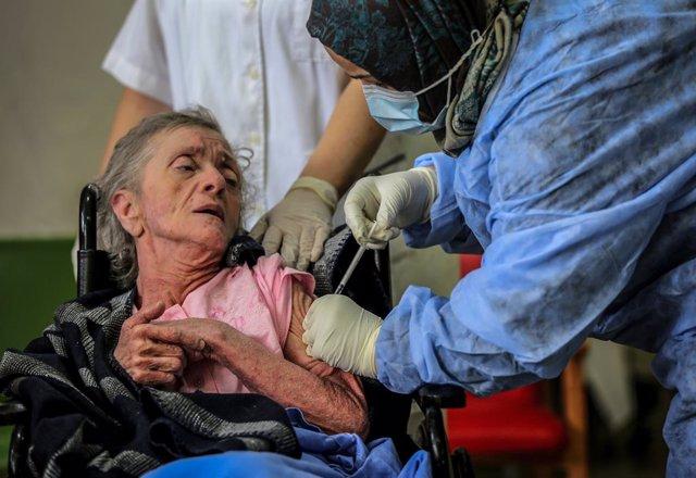 Vacunación contra el coronavirus en Líbano