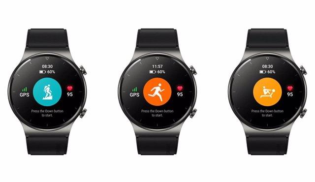 Huawei Watch GT2 Pro.