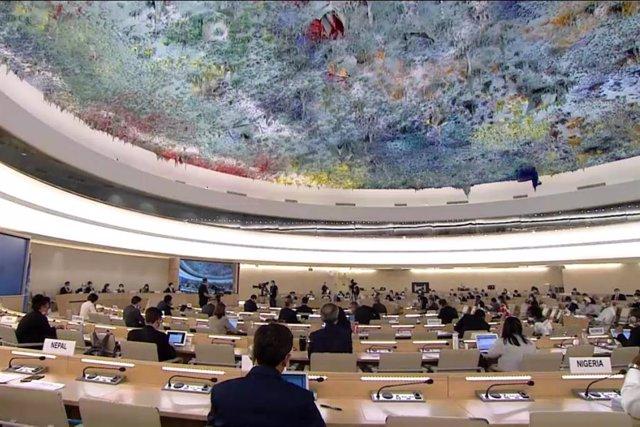 Archivo - Consejo de Derechos Humanos de la ONU