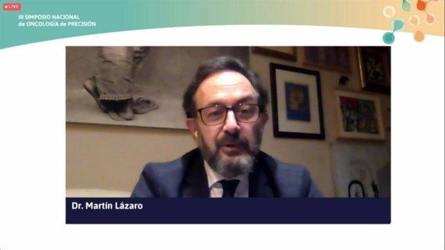 El Doctor Martín Lázaro