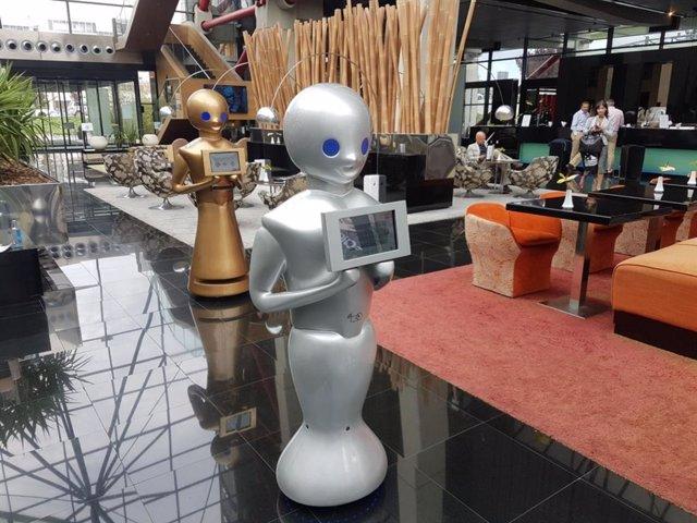 ITH coordina un estudio de viabilidad para la implantación de robótica en los hoteles