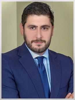 Alejandro Nolasco, concejal de VOX en el Consistorio turolense