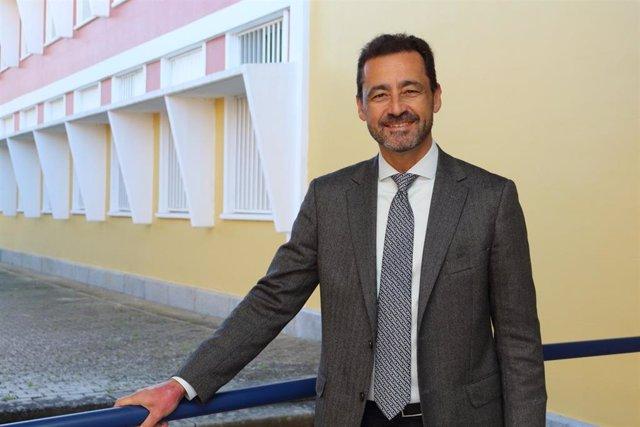 Eduardo Gamero, catedrático de la Pablo de Olavide