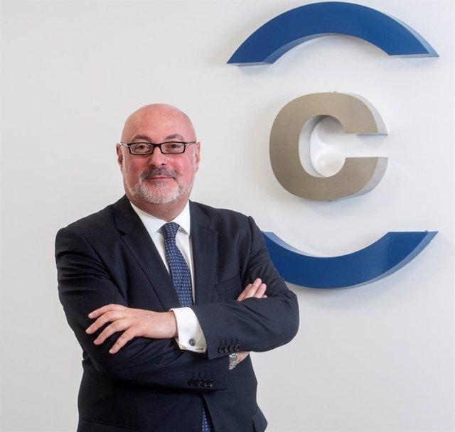 Archivo - Daniel Fernández,  presidente de Cedro