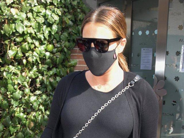 Paula Echevarría, radiante en la recta final de su embarazo