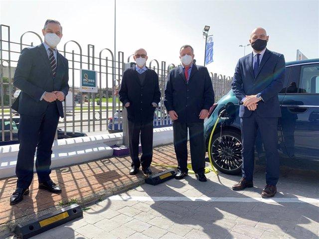 Juan Bravo instalaciones de JMP TOBUS en Jerez