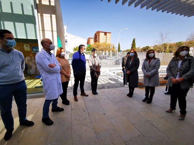 Encientro con los responsables de la nueva Unidad Norte-Nordeste de Jaén