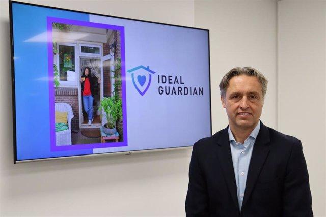 John Van Haaren, director ejecutivo de Ideal Guardian en España