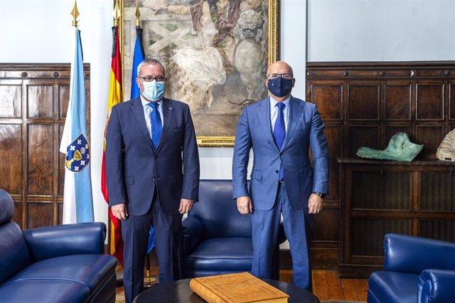 Deputación De Ourense César Fernández, Nomeado Vicepresidente Segundo Da Deputación De Ourense