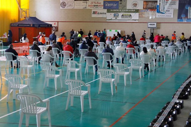 Archivo - Un cribado poblacional para detectar casos de COVID-19 en Mallorca.