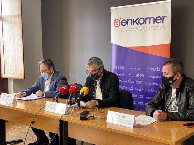 La Federación de Empresarios y Servicios de Álava-Aekomer ha impulsado la creación de una Asociación de Hostelería en Álava