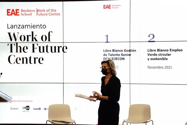Eae Business School Crea El Work Of The Future Centre Para Estudiar y Potenciar La Empleabilidad Sostenible En Entornos Inciertos y Digitales