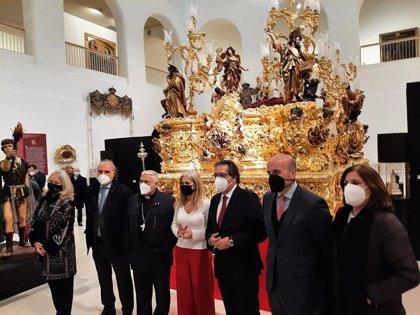 Cajasol.- Fundación Cajasol y el Museo Provincial acogen la exposición cofrade 'Una historia de Fe'