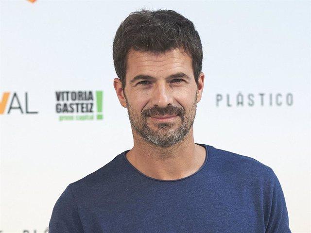 "Archivo - Actor Rodolfo Sancho attends ""Mar de Plastico"" photocall at Palacio de Congresos during FesTVal 2016 - Day 3 Televison Festival on September 7, 2016 in Vitoria-Gasteiz, Spain."