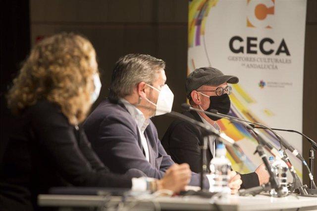 """Archivo - GECA presenta la semana que viene el """"Observatorio Andaluz de la Gestión Cultural"""" como instrumento de mejora del sector"""