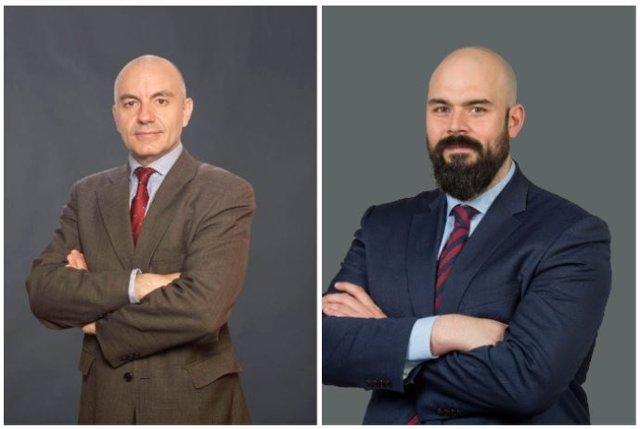 (I-D) Josechu Martínez Y Carlos Ortiz, Nuevos Gestores Patrimoniales De Acacia Inversión