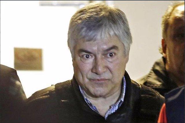 Archivo -    El empresario argentino Lázaro Báez, cercano al fallecido presidente Néstor Kirchner, mantenía ocultos en una cuenta bancaria hasta ahora desconocida tres millones de euros.