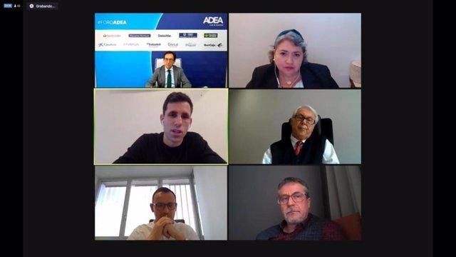 Cinco expertos coinciden en la importancia de realizar test de diagnóstico rápido como medida de prevención, en el Foro virtual ADEA.
