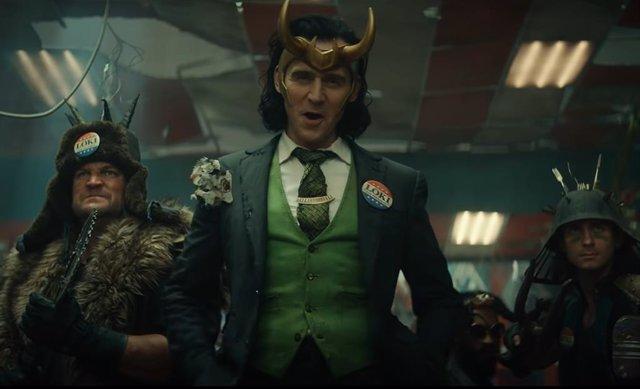 Loki, la nueva serie de Disney+de Marvel Studios protagonizada por Tom Hiddleston