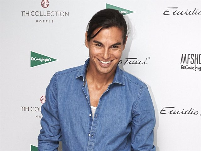 Archivo - Julio Jose Iglesias attends the MFShow: Emidio Tucci Catwalk at the Eurobuilding Hotel on July 7, 2015 in Madrid, Spain.