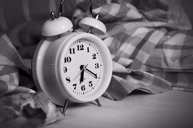 Archivo - Despertador