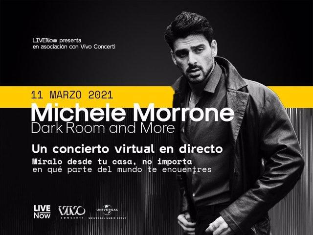 """Michele Morrone: """"En mitad de una pandemia es muy importante conectarse a través de la música"""""""