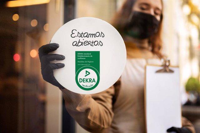 La certificación DEKRA
