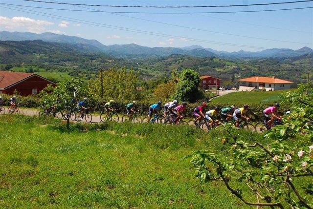 La Vuelta a Asturias ha hecho públicos los equipos invitados.