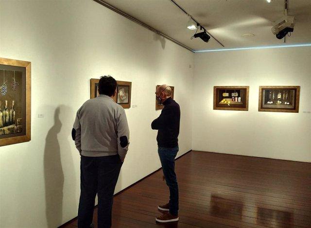 El riojano García Armentia exhibe una colección de bodegones en el Centro Fundación Caja Rioja-Bankia Gran Vía
