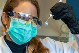 Biomembranas con células madre para tratar trastornos oculares