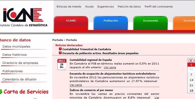 Archivo - Web Del ICANE