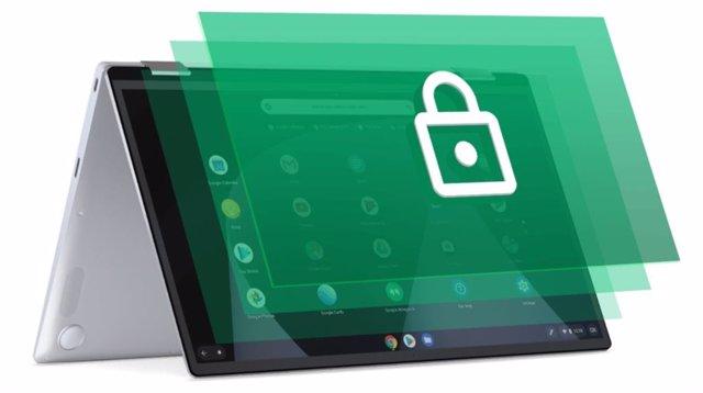 Protección en ChromeOS