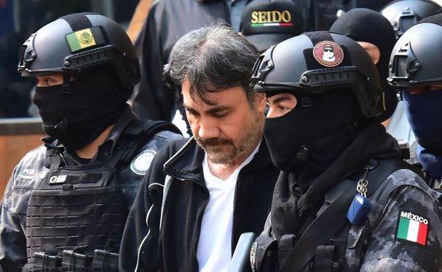 Archivo - La Justicia de Estados Unidos ha dictado cadena perpetua para Dámaso López, 'El Licenciado', mano derecha y sucesor de Joaquín 'El Chapo' Guzmán. Este viernes se ha conocido la sentencia, después de que se declarase culpable del delito de narcot