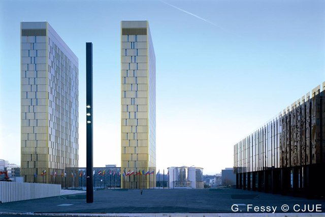 Archivo - Tribunal de Justicia de la UE - Luxemburgo - TUE