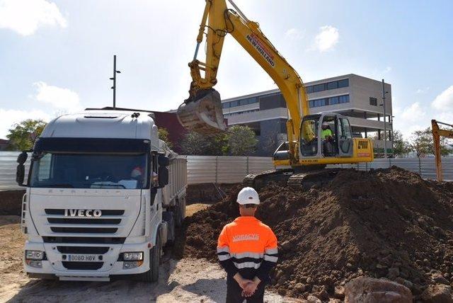 L'AMB inicia la construcció de 40 habitatges públics a Sant Feliu de Llobregat (Barcelona)
