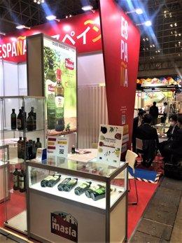 Extenda potencia alimentos andaluces en supermercados de Asia participando en Supermarket Trade Show en Japón