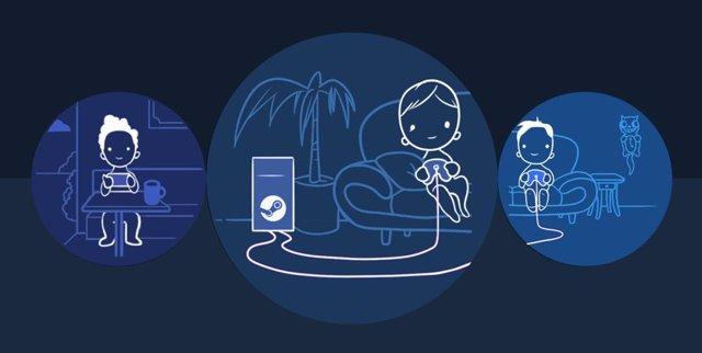 Archivo - Remote Play Together de Steam