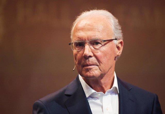 Archivo - Franz Beckenbauer