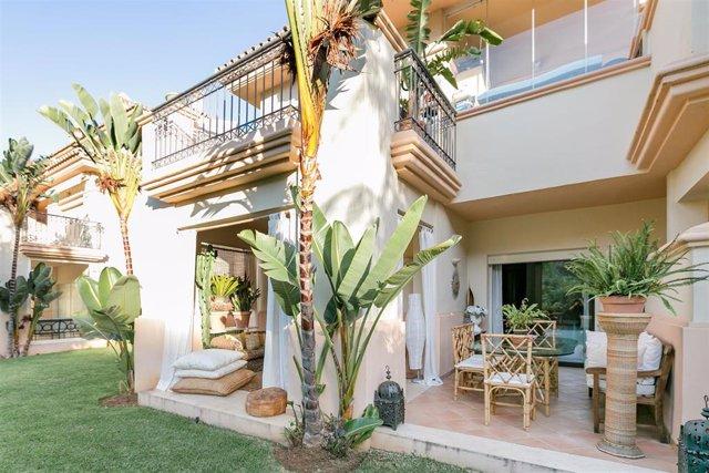 Un alojamiento de Airbnb en Marbella