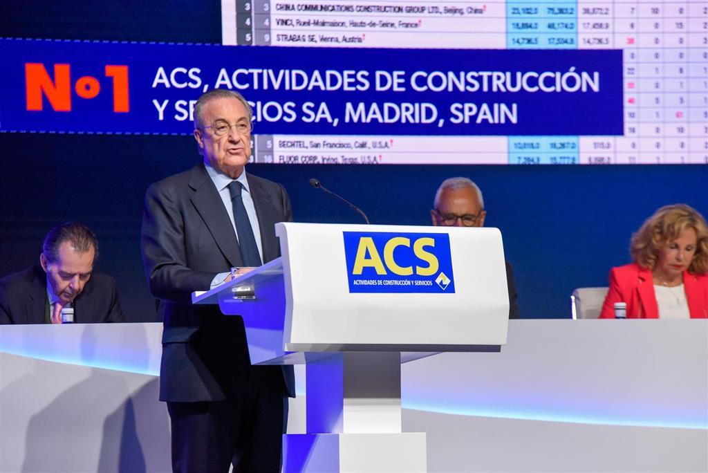 ACS recorta un 40% su beneficio en 2020, hasta 574 millones, por el impacto del coronavirus