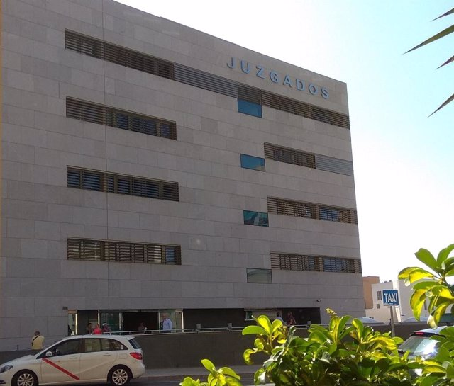Archivo - Juzgados de Almería