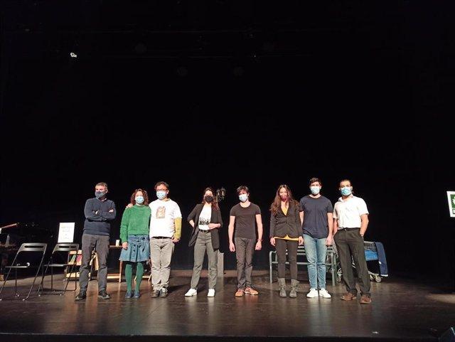 El Teatre Principal de Palma presenta 'Ànima d'elisir'.