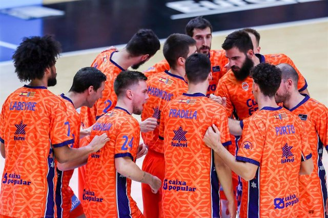Archivo - Valencia Basket