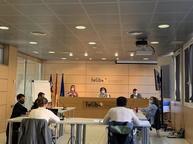 Comisión Política sobre Explotación Sexual Infantil en el marco del Consejo Rector del IMAS.